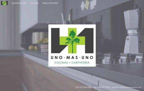 Uno + Uno Maderas
