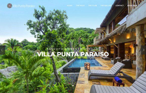 Villa Punta Paraiso