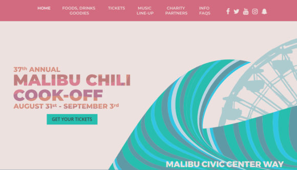 Boys and Girls Club Malibu - Chili Cook Off
